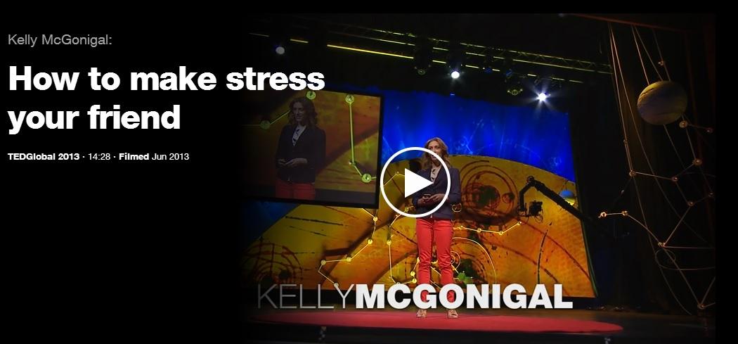 Ted Talk Stress