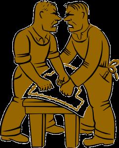Conflict argue