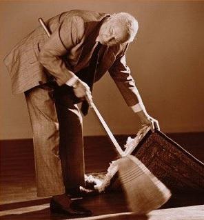 rug sweep