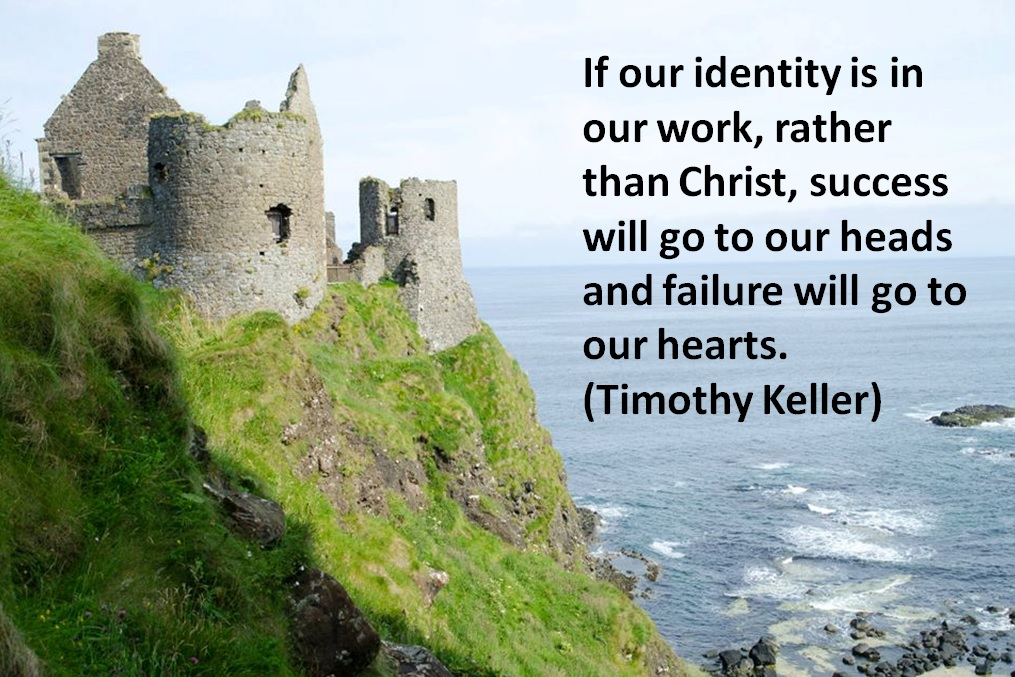 identity and work