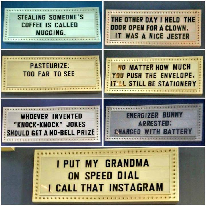 punny humor