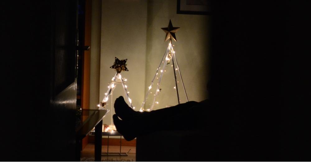 christmas dark