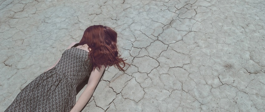 awkward cracks ground