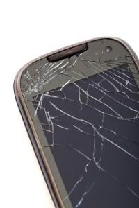 cracked broken phone disconnect