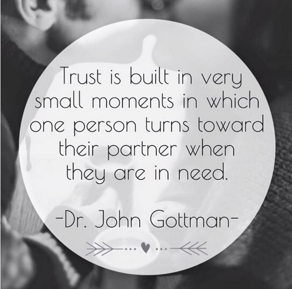 Trust in Small Moments