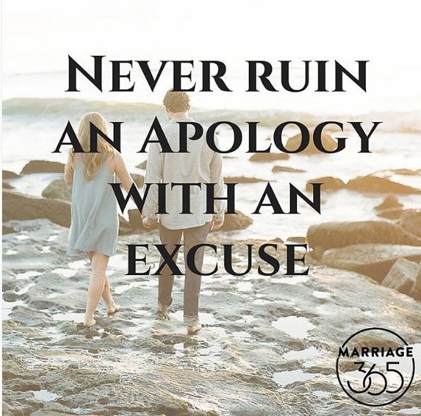 ruin apology
