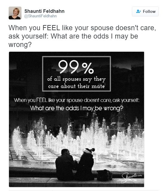 spouse care feel