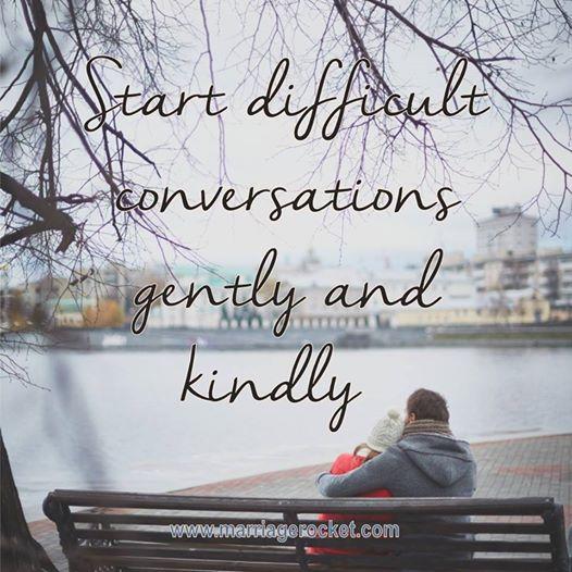 Start conversatinos